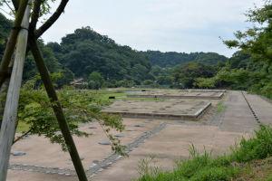 鎌倉永福寺跡公開