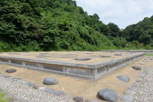 「阿弥陀堂」の跡