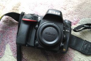 Nikon D610故障、入院