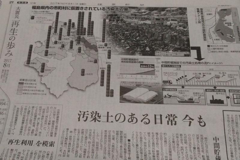 福島の被害も深刻です