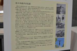 佐々木禎子さんの生涯