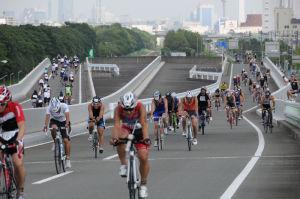 オリンピックフラッグ歓迎イベント