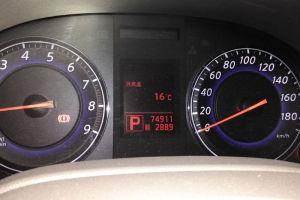 外気温は16℃