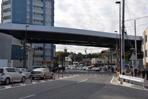 瀬戸神社前からのシーサイドライン延伸