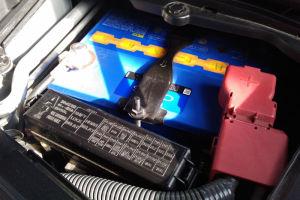 バッテリーはH26年1月に一度替えていて