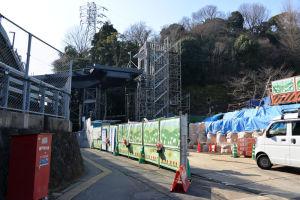 京急金沢八景駅西側