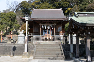 瀬戸神社本殿