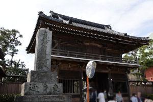 本覚寺 山門