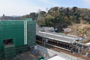 京急線ホーム
