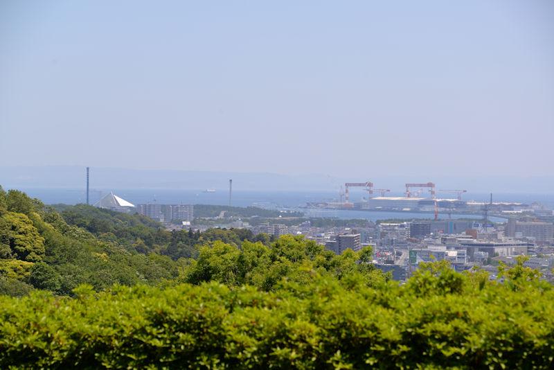 八景島や東京湾