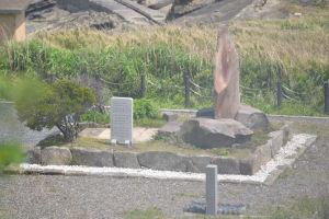 慰霊碑には第一富士丸の遭難者名が