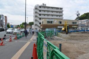 八景駅前国道16号線の拡幅整備も計画