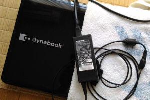 ノートPC用ACアダプターの交換・回収
