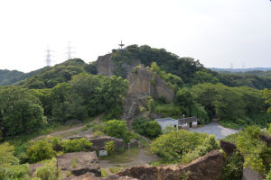 横須賀市鷹取山全景