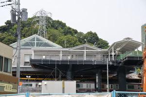京急金沢八景駅新駅舎