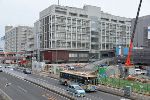 金沢区役所総合庁舎は2016年2月に竣工