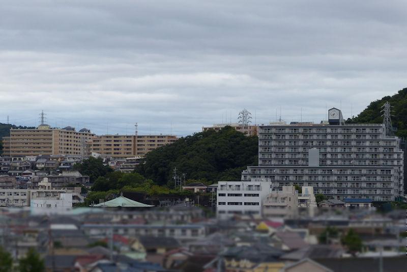 台風13号の影響