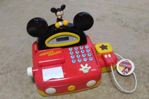 ミッキーマウスのスーパーレジスター