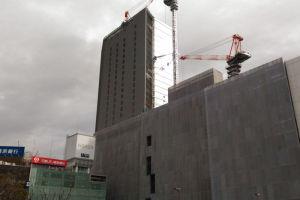 横浜駅西口再開発ビル