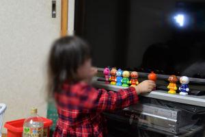 2歳半になる女の子