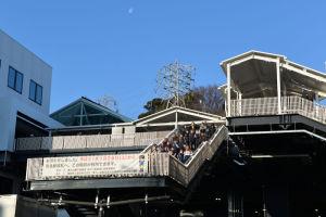 京急金沢八景橋上駅舎利用開始