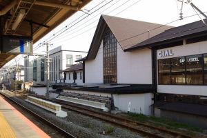 JR鎌倉駅舎