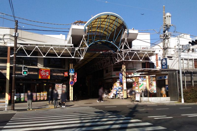 南区弘明寺商店街
