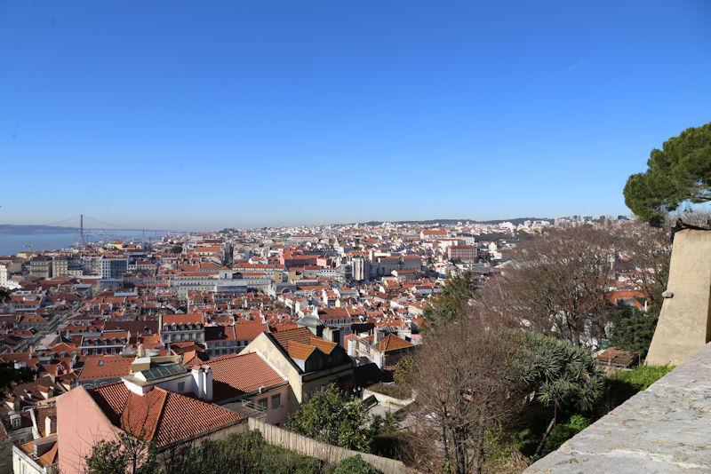 ポルトガル リスボンの風景