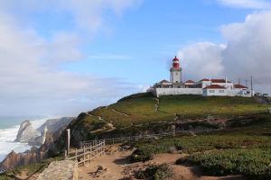 ロカ岬灯台