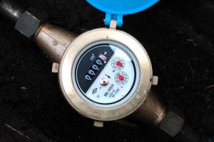 水道メーター交換