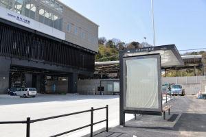 駅前タクシー乗場