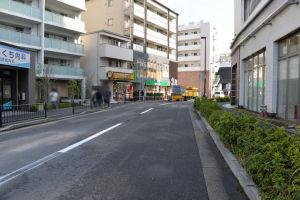 バス停やタクシー乗場が移動