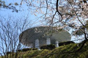 野島公園展望台がみえてきました
