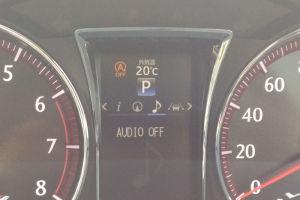 昨日車の外気温は20℃に