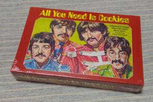 ビートルズのお菓子