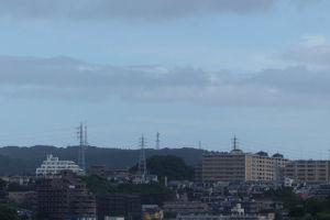 台風6号の進路