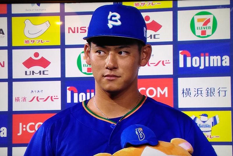 ヒーローインタビューは伊藤と乙坂