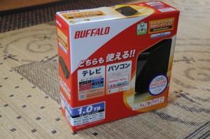 FドライブのHDDは1TBで購入は2011年7月