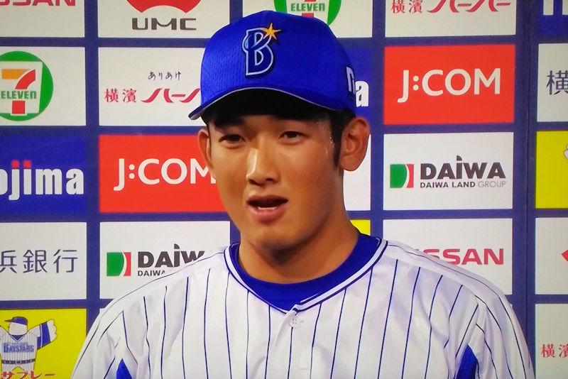 横浜DeNA62勝目は劇的なサヨナラ