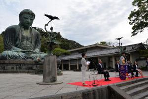 神奈川県副知事など来賓の挨拶