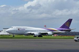 タイ航空ボーイング747