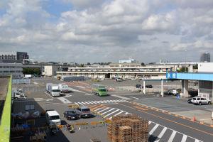 昨年9月に撮った横浜南部市場