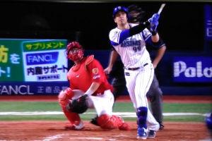 横浜DeNA今夜は大逆転勝ち