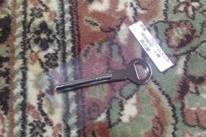 タンスの鍵