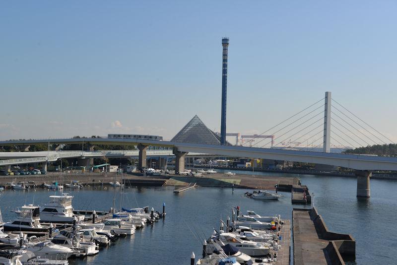 金沢区 柴漁港風景