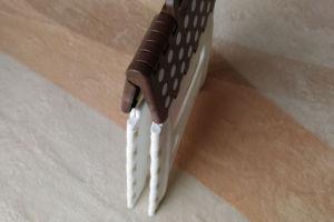 折り畳むと4.5cmになりコンパクト
