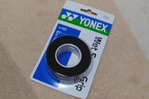 ヨネックスのグリップテープ