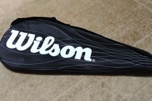 ウイルソンのラケットケース