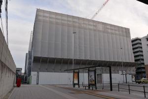 横浜銀行金沢支店の店舗移転