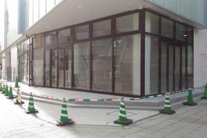 八景駅ビル1階にはセブンイレブン